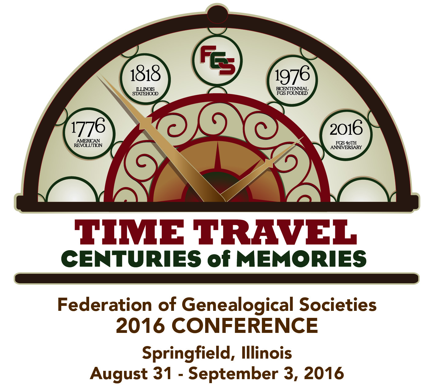 FGS Conference 2016: TIME TRAVEL Centuries of Memories